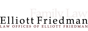 Law Ofices of Elliott Friedman - Bay Area Family Law